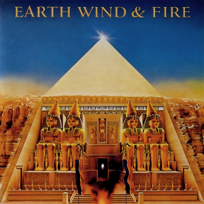 Top 5 portadas soul/funk EarthWind26Fire_All'nAll